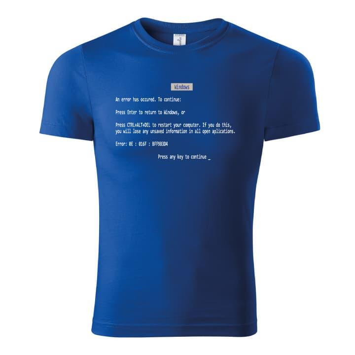 IT - trička pro Ajťáky