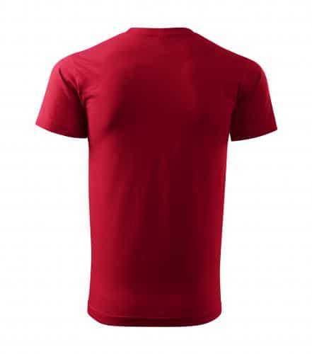 Pánské tričko Marlboro červené