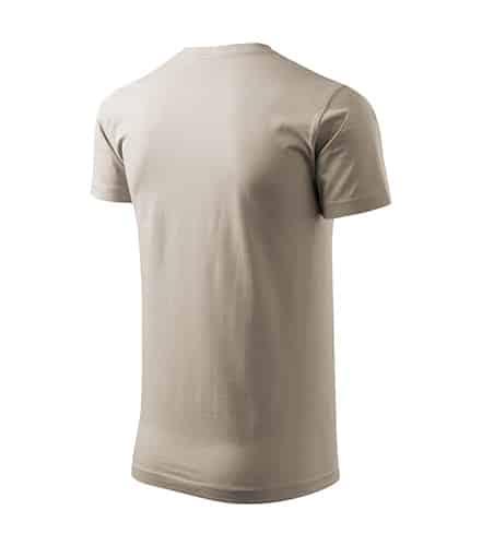 Pánské tričko ledově šedá barva