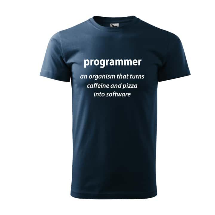 Tričko programator